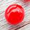 カラービーズボタン